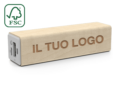 Maple - Power Bank Personalizzati