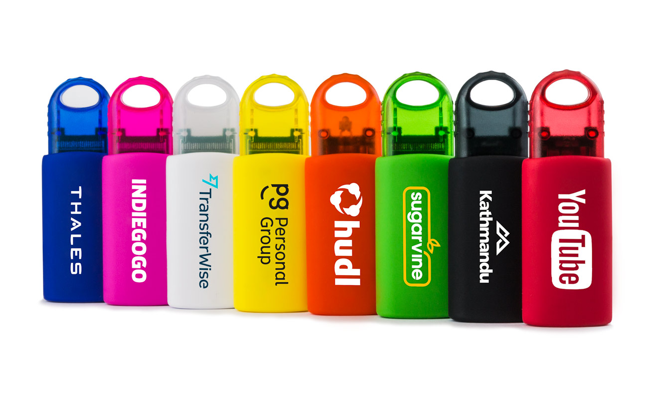 Kinetic - Chiavette USB Personalizzate