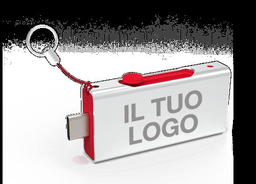 Slide - Chiavetta USB Personalizzata