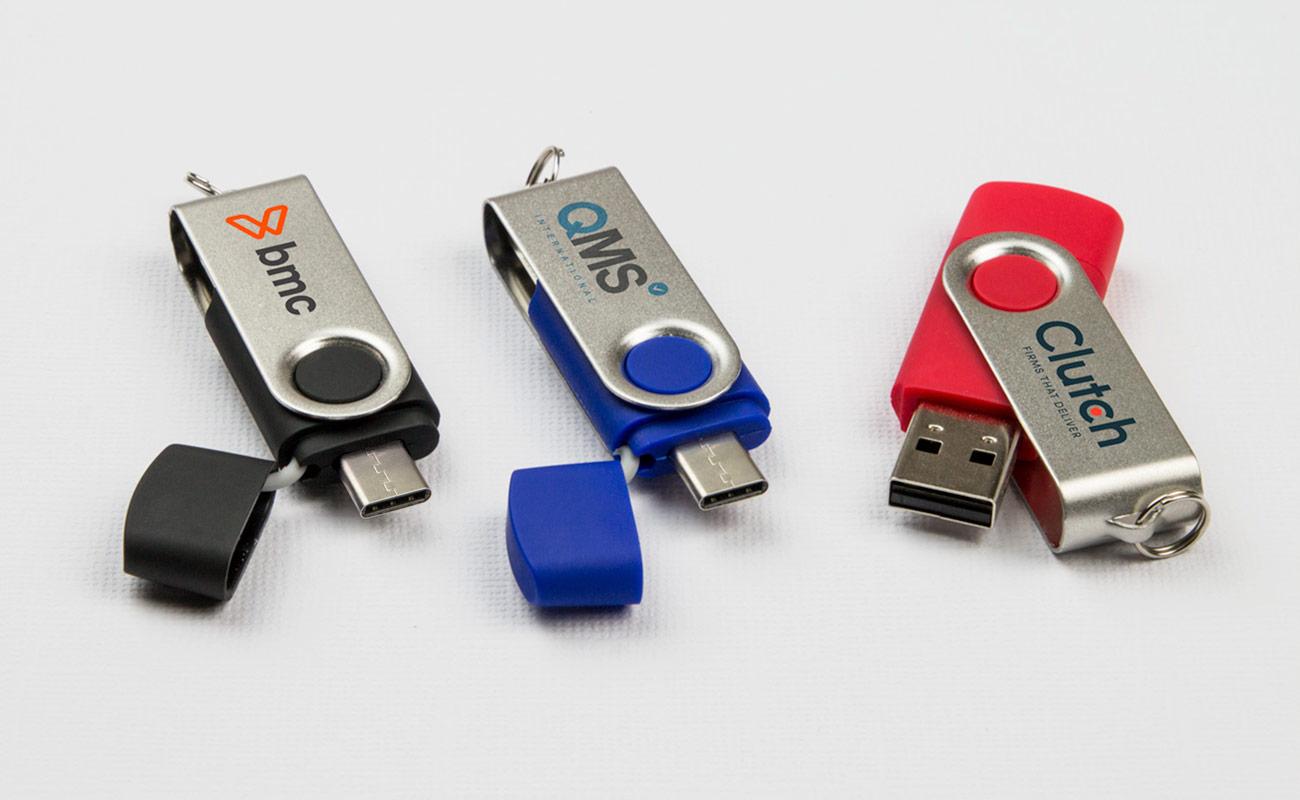 Twister Go - Chiavette USB Personalizzate