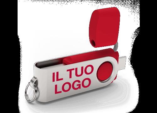 Twister Go - Chiavetta USB Personalizzata