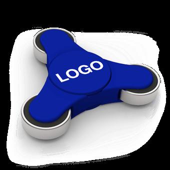 Flow - Fidget Spinner Personalizzabili