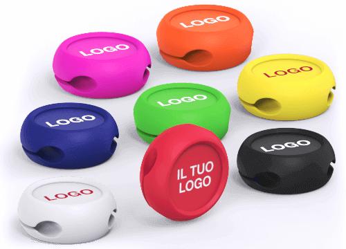Fruti - Organizzatore di cavi personalizzato