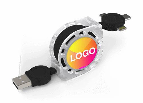 Motion - Personalizzazione Cavi USB