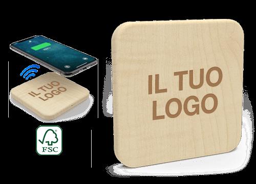 Forest - Caricatore Wireless Personalizzazione