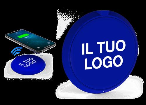 Loop - Personalizzazione Caricabatteria Wireless