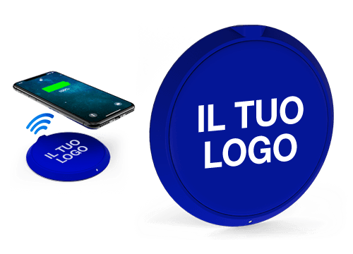Loop - Caricatore Wireless Personalizzazione