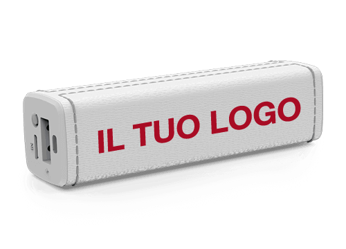Lux - Power Bank Personalizzabili