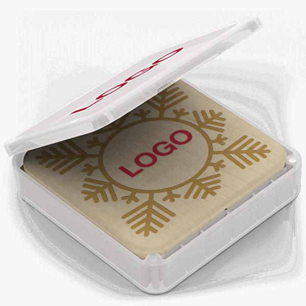 Forest Christmas - Caricatore Wireless Personalizzati