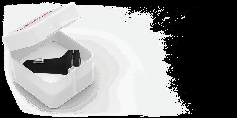 Master - Caricabatteria per Auto USB Personalizzazione