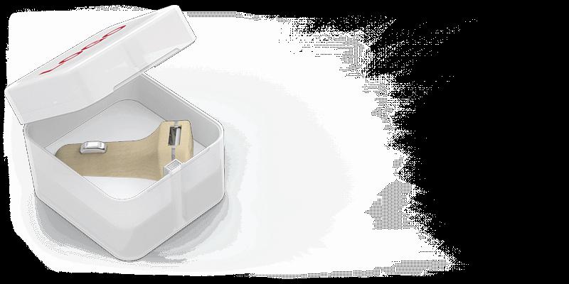 Woodie - Caricabatteria per Auto USB Personalizzazione