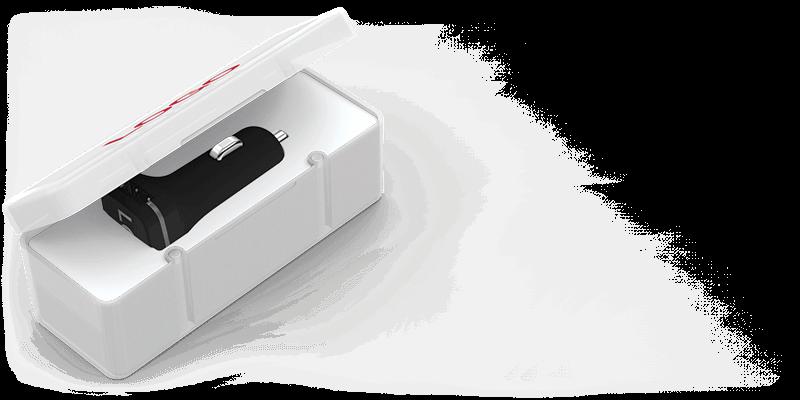 Master - Caricabatteria per Auto USB Personalizzati