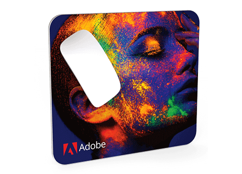 Stage - Caricatore induttivo tappetino mouse personalizzato