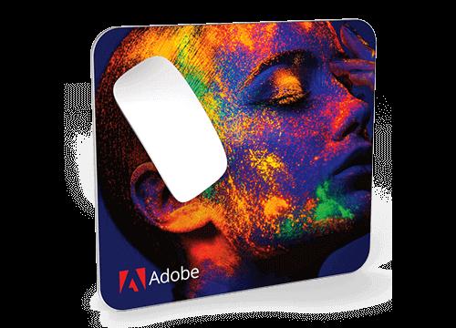 Stage - Tappetino personalizzato per mouse induttivo