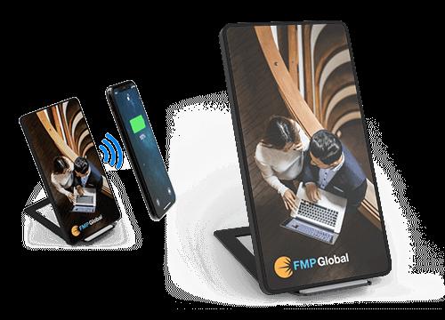 Stand - Caricatore Wireless Personalizzazione