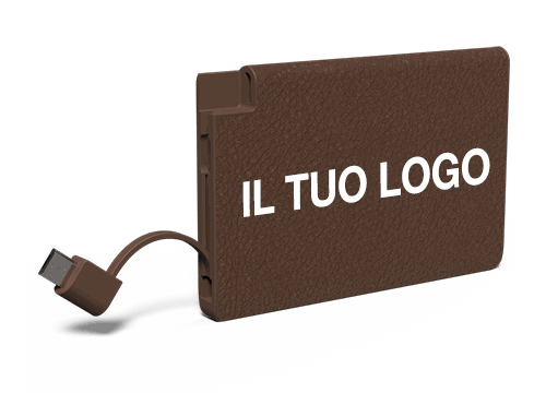Tour - Power Bank Personalizzato