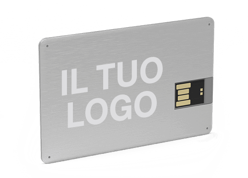 Alloy - Chiavetta USB Credit Card