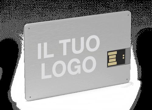 Alloy - USB Carta Di Credito