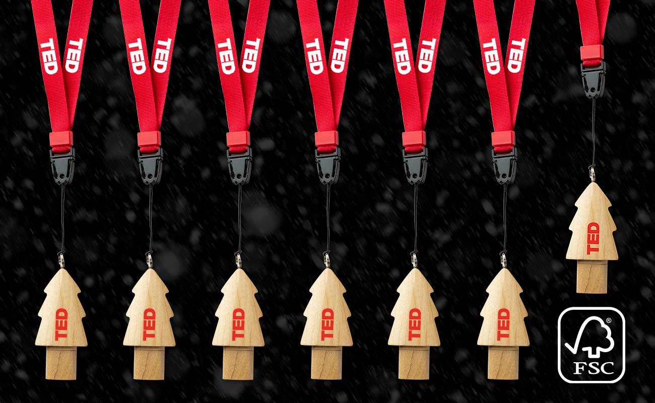 Christmas - Chiavette USB Personalizzate