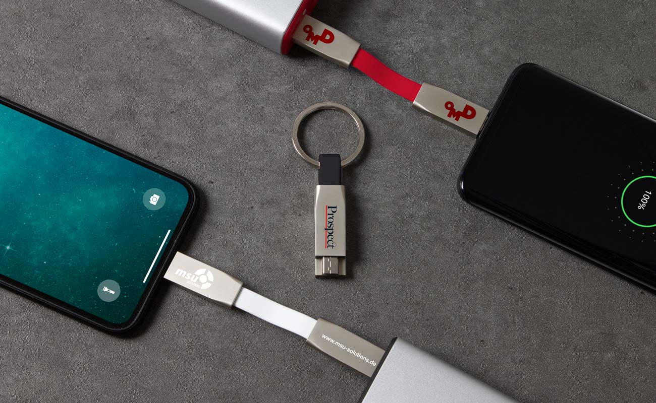 Connex - Cavi USB Personalizzati