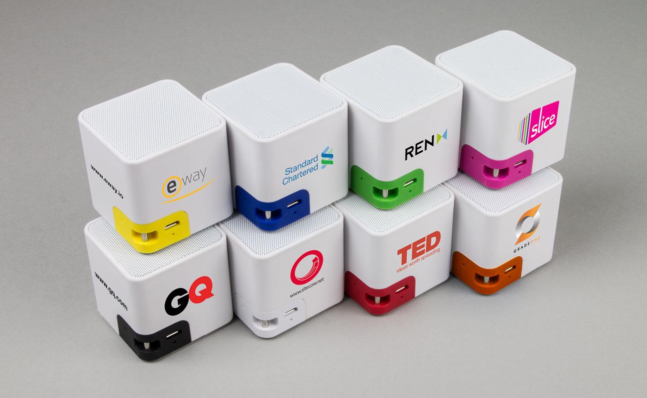 Cube - Speaker Pubblicita