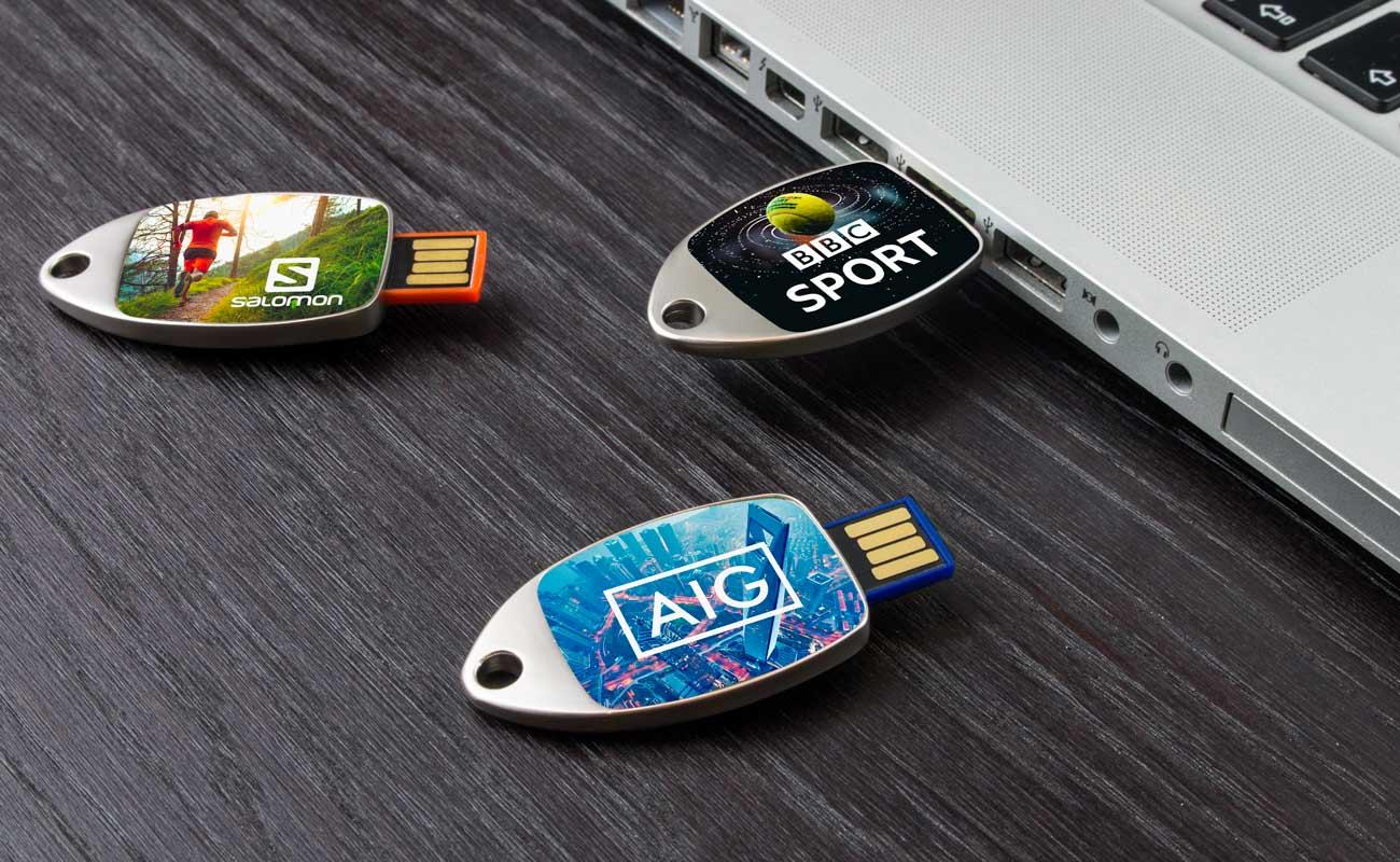 Fin - Chiavette USB Personalizzate