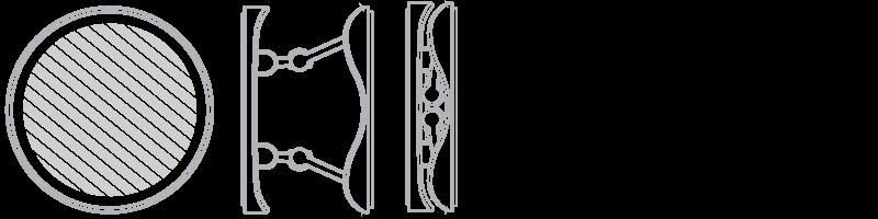 Grip porta cellulare Serigrafia