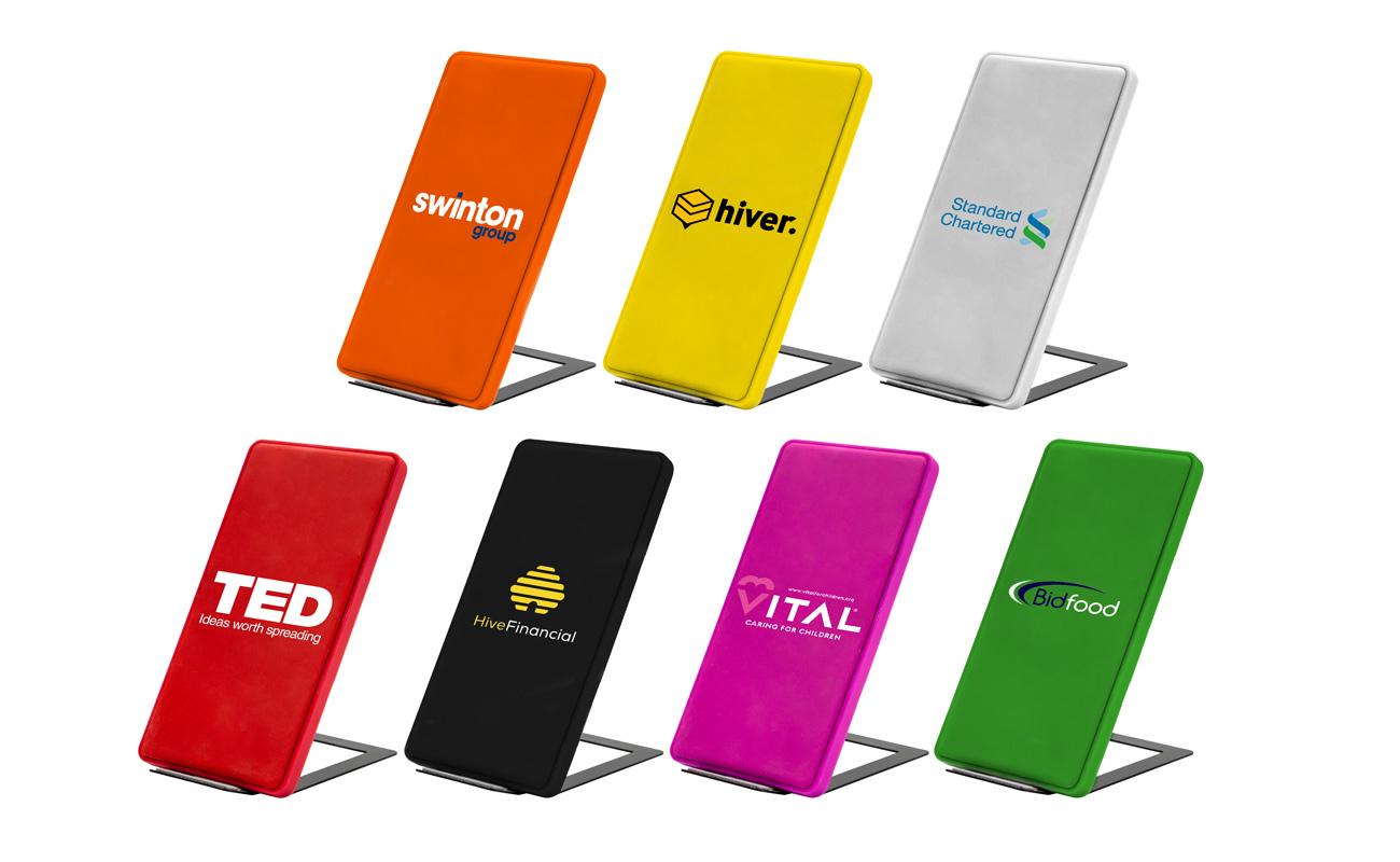Incline - Caricatore Wireless Personalizzati