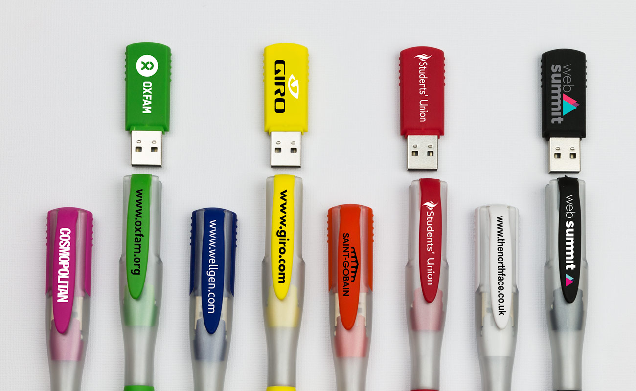 Ink - Penne USB Personalizzate