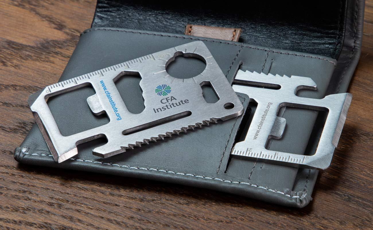 Kit - Strumento a carta di credito