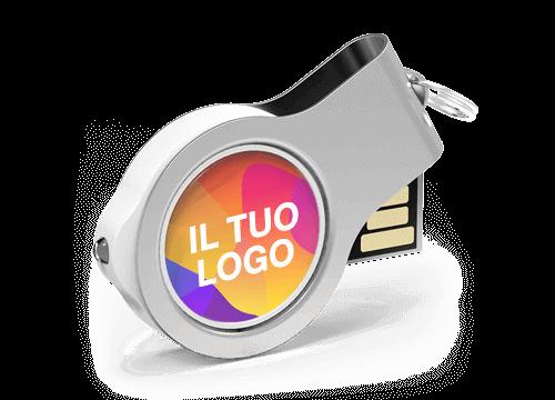 Light - Chiavette USB promozionali con luce LED