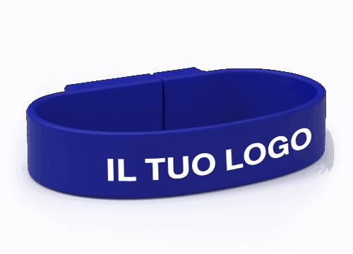 Lizzard - Braccialetto USB Personalizzabile