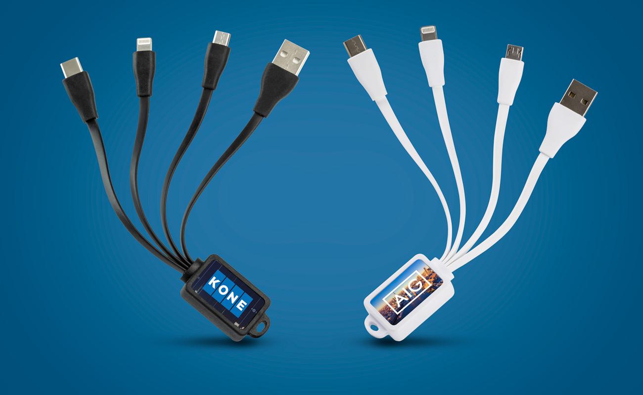 Multi - Cavi USB Personalizzati