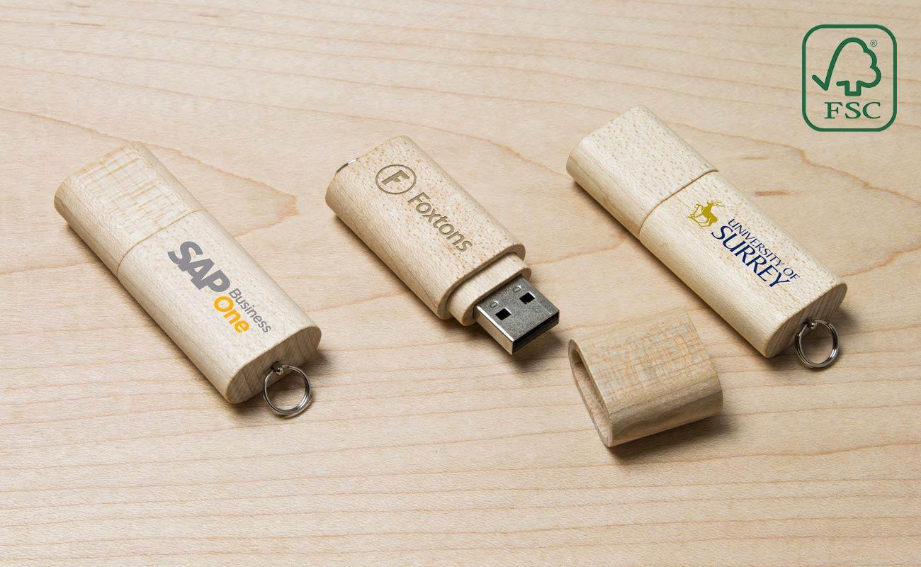 Nature - USB Legno