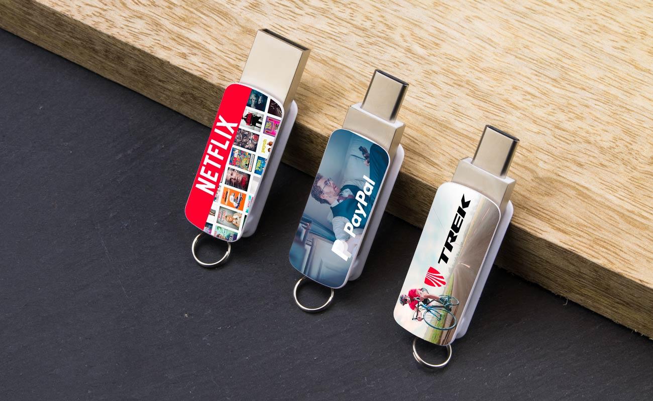 Orbit - Chiavette USB Personalizzate