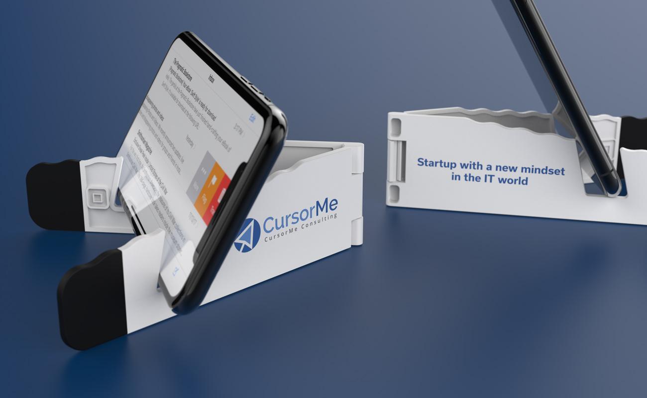 Rest - Porta telefono personalizzato