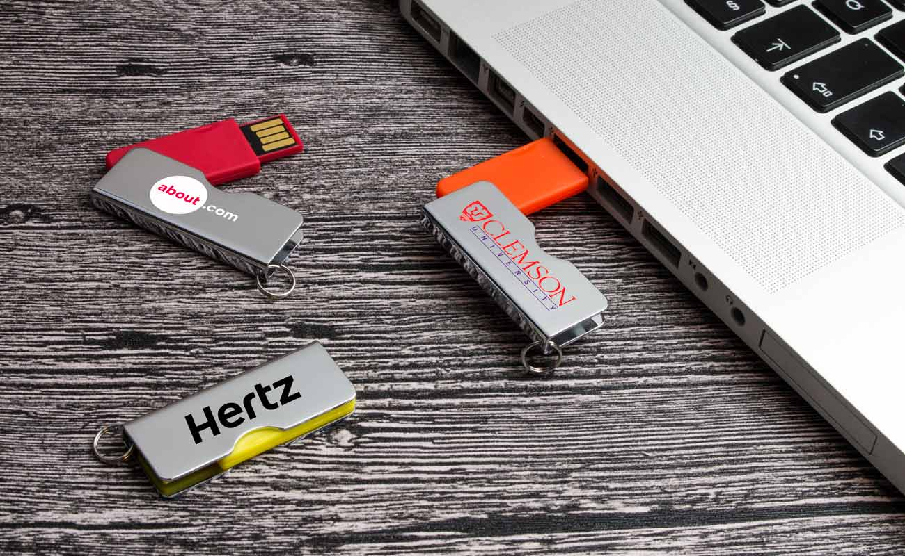 Rotator - Chiavette USB Personalizzate
