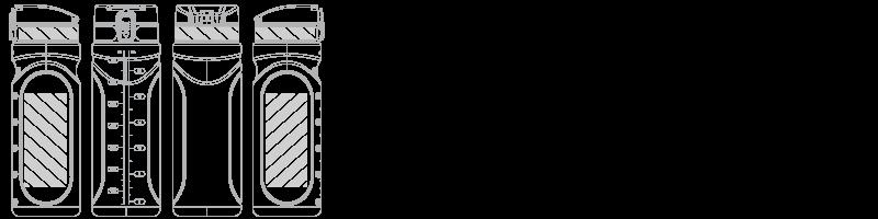 Borraccia Serigrafia