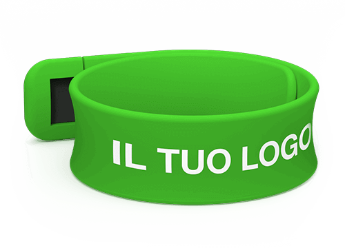 Slap - Braccialetti USB Personalizzati