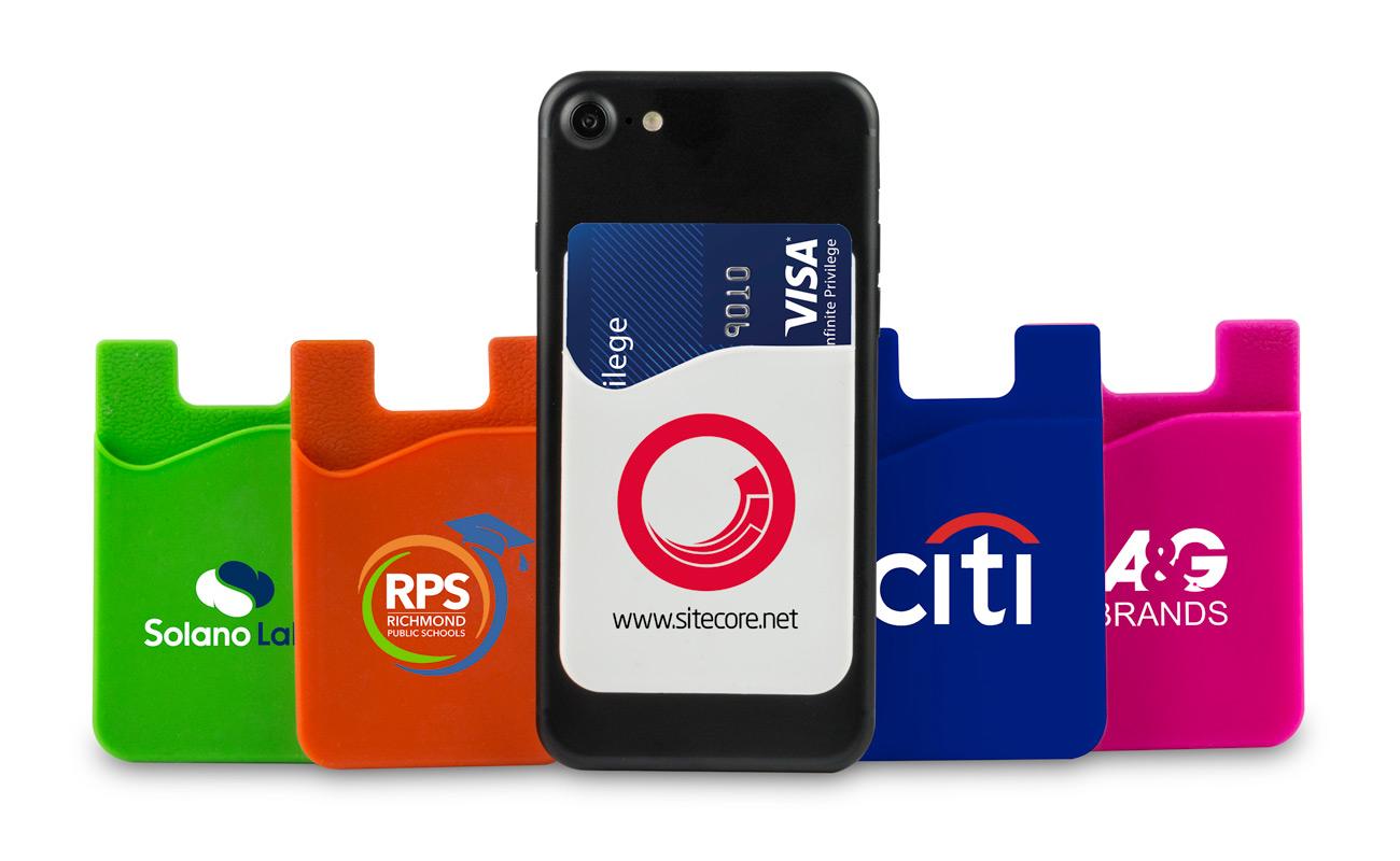 Slim - Porta Carte Di Credito Personalizzazione