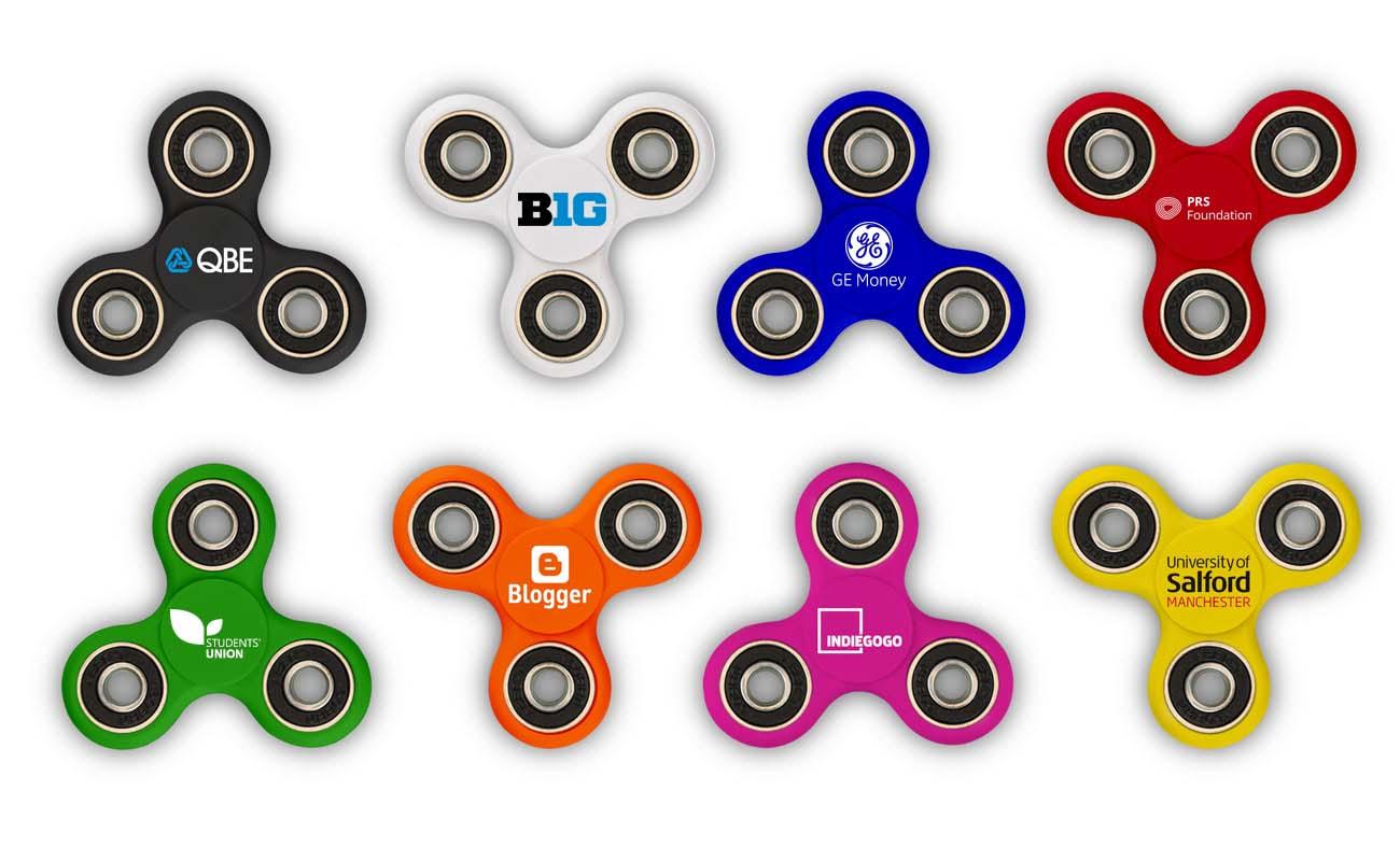 Sport - Fidget Spinner Personalizzati