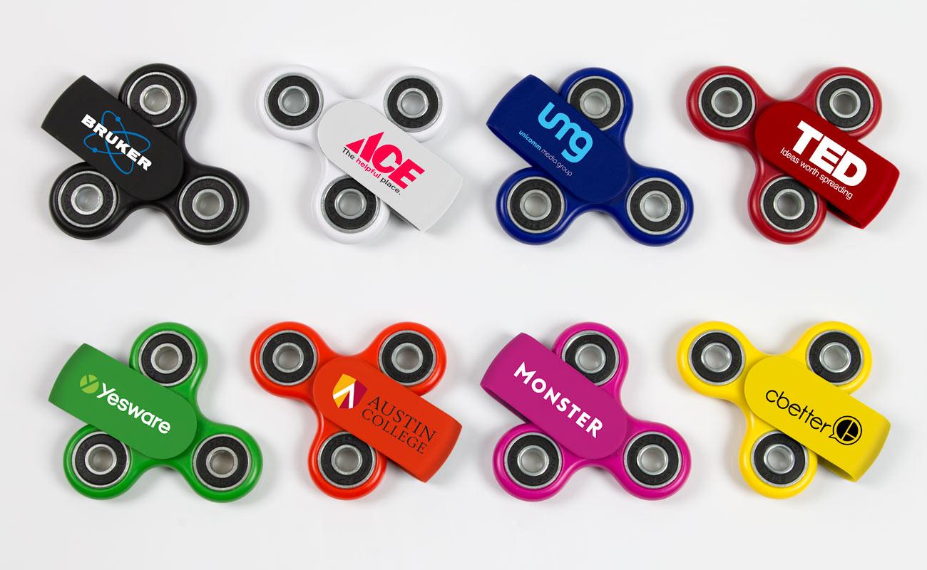 Sport Plus - Fidget Spinner Personalizzati