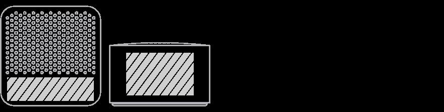 Altoparlante Bluetooth® Serigrafia