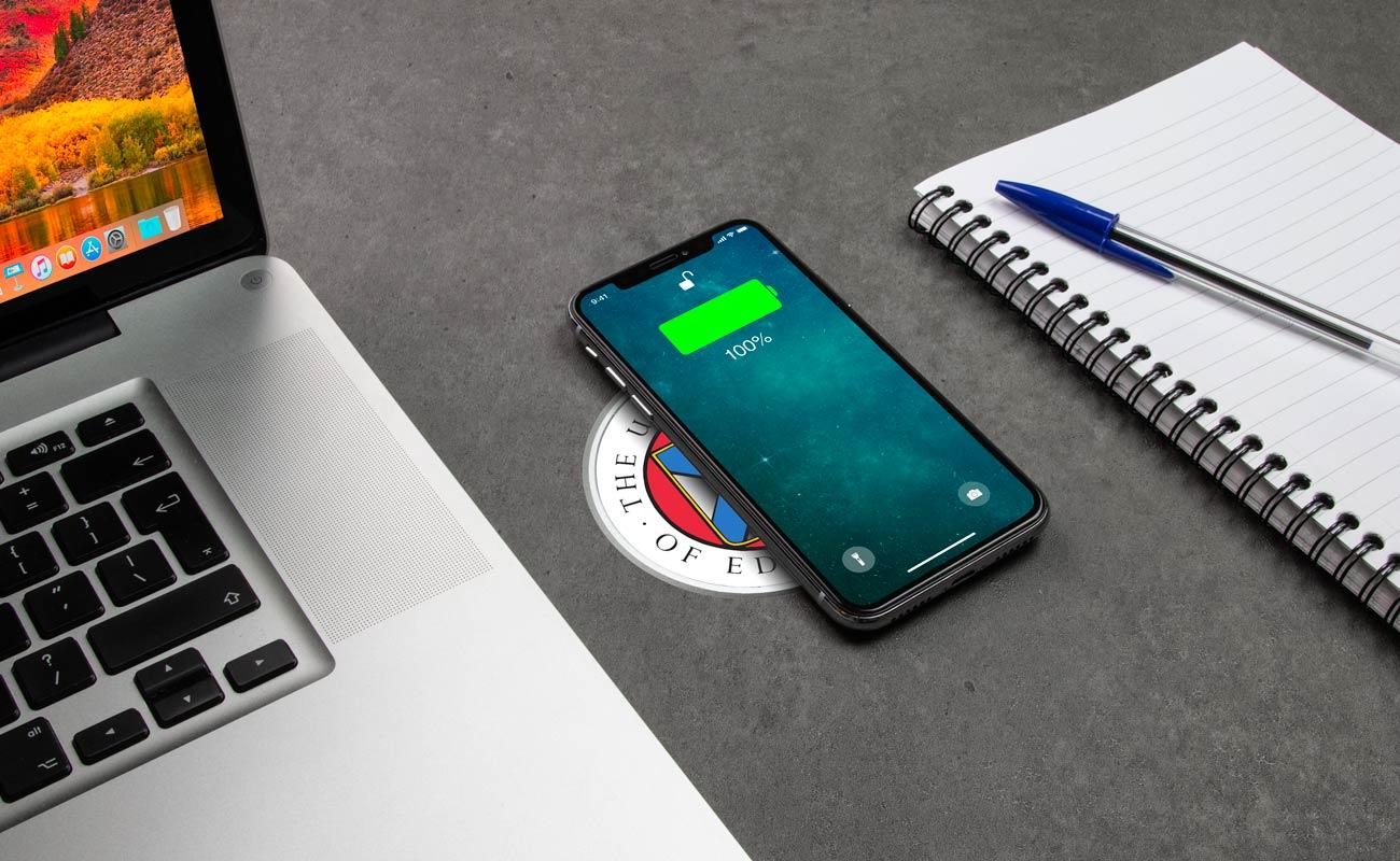Tavolo - Caricatore wireless per scrivania personalizzato