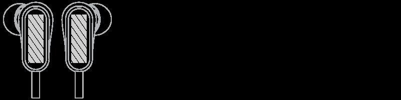 Auricolari Serigrafia