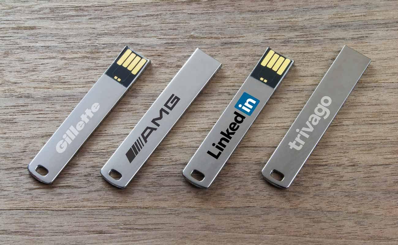 WalletStick - Chiavette USB sottili personalizzate