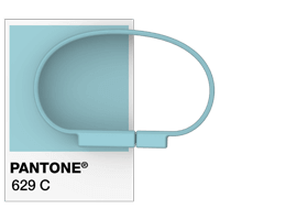 Referenze Pantone ® Braccialetto USB