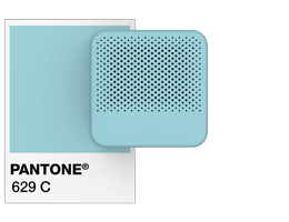 "Referenze Pantone ® Altoparlante Bluetooth<sup style=""font-size: 75%;"">®</sup>"