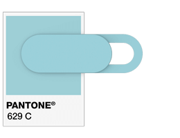 Referenze Pantone ® Webcam Cover