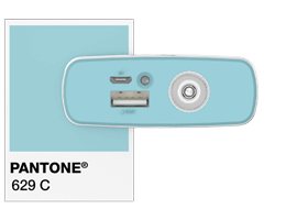 Referenze Pantone ® Power Bank